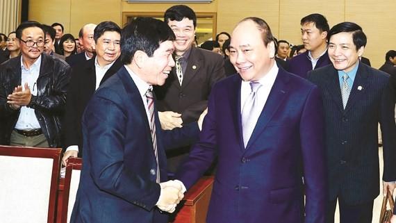 Thủ tướng Nguyễn Xuân Phúc dự hội nghị tổng kết của Bộ Xây dựng