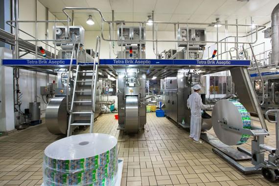 NutiFood ký hợp đồng xuất khẩu sữa sang Hoa Kỳ