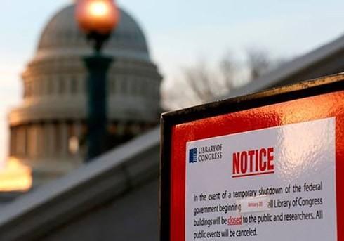 Lưỡng viện thông qua, chấm dứt 3 ngày đóng cửa chính phủ Mỹ