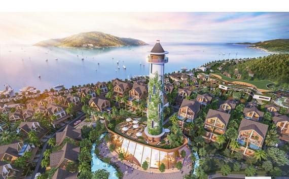 Mô hình dự án Haborizon Nha Trang