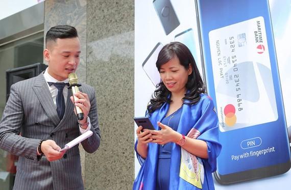 Maritime Bank ra mắt ứng dụng thanh toán trên ĐTDĐ