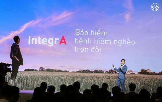 Lý Thành Nhơn - Phó tổng GD chiến lược, tiếp thị, truyền thông, giới thiệu sản phẩm mới