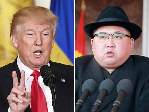 Hội nghị Thượng đỉnh Mỹ-Triều sẽ sớm diễn ra. Ảnh: AFP.