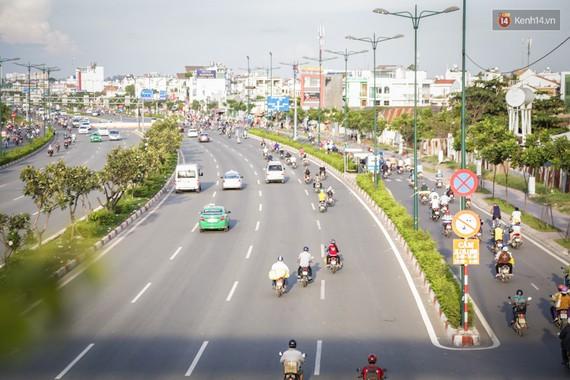 Tuyến đường đại lộ Phạm Văn Đồng tạo lợi thế cho BĐS khu Bắc TPHCM.