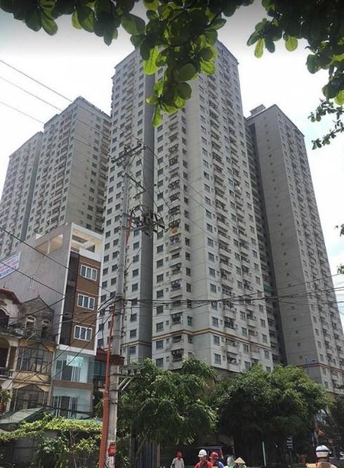 Chung cư CT 6 Kiến Hưng, Hà Đông.