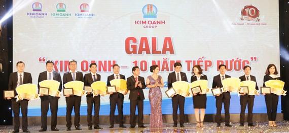 Kim Oanh Real đạt tổng tài sản 10.000 tỷ đồng