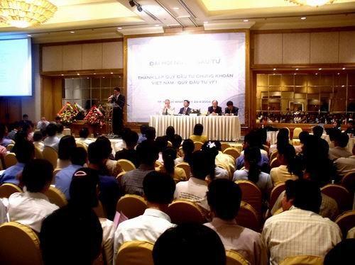 Quan hệ nhà đầu tư đóng vai trò quan trọng trong phát triển DN