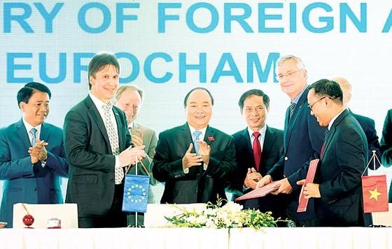 Việt Nam là điểm đến hấp dẫn cho các doanh nghiệp châu Âu