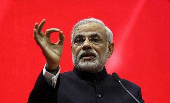 Thủ tướng Ấn Độ Narendra Modi. Ảnh: Reuters Blogs.