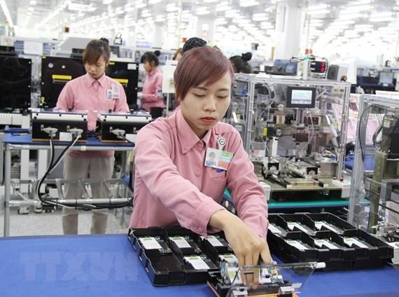 Chỉ số sản xuất công nghiệp tháng 5 tăng 7,1%