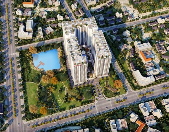 Công bố Dự án Prosper Plaza