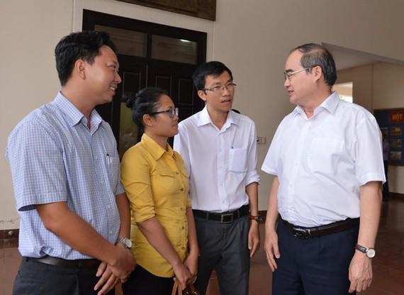 TP.HCM ban hành chính sách thu hút nhân tài