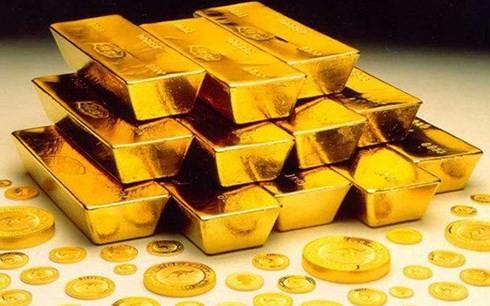 Giá vàng trong nước và thế giới cùng giảm. (Ảnh:kt)