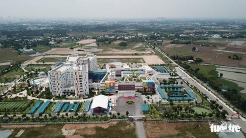 Khánh thành Bệnh viện Nhi đồng 4.500 tỷ đồng