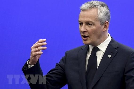 Bộ trưởng Tài chính Pháp Bruno Le Mair. (Nguồn: AFP/TTXVN)