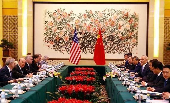 Đàm phán thương mại Mỹ - Trung tại Bắc Kinh