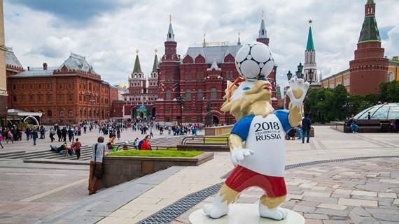 """""""Khóa sổ"""" tour du lịch Nga kết hợp xem World Cup 2018"""
