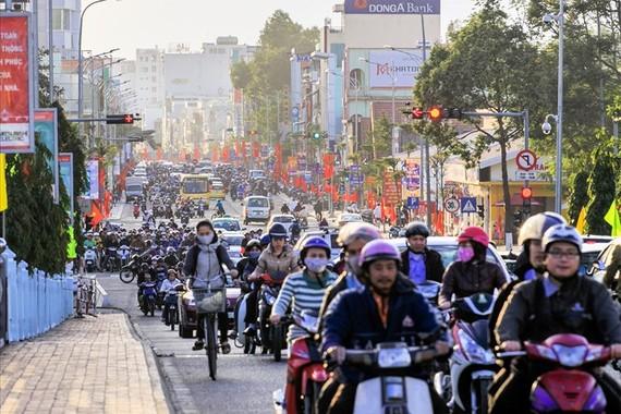 Quy hoạch đô thị Đà Nẵng đang gặp phải rất nhiều vấn đề, đặc biệt là đi vào lối mòn của nhiều đô thị khác. Ảnh: Lê Tuấn