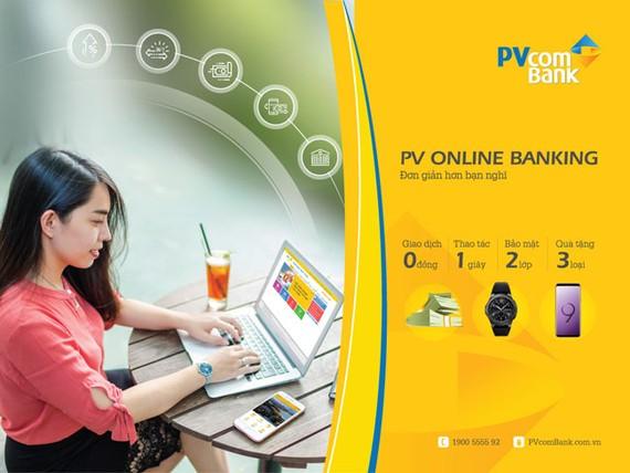 Cơ hội nhận nhiều quà tặng từ PVcomBank