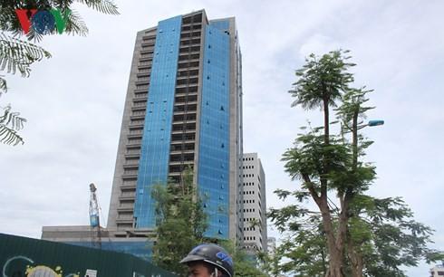 Dự án Trung tâm giao dịch công nghệ thường xuyên Hà Nội- Khu liên cơ Võ Chí Công.