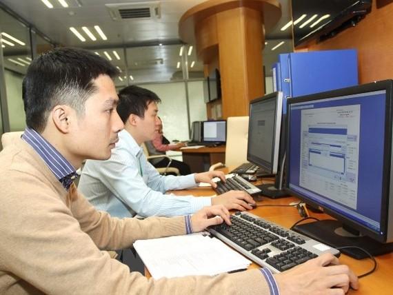 Lãi suất trái phiếu Chính phủ tăng tại các kỳ hạn