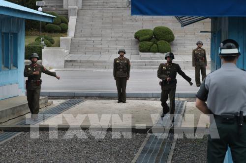 Hai miền Triều Tiên thực thi thỏa thuận lịch sử