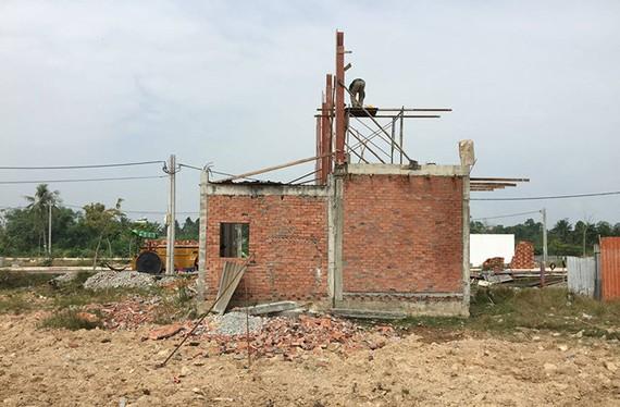 Việc phát hiện, ngăn chặn kịp thời các trường hợp xây dựng không phép hiện nay được đánh giá là chưa triệt để