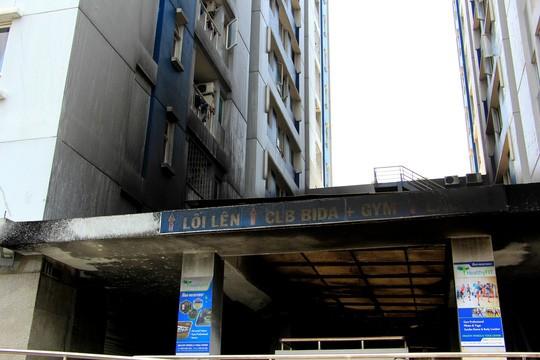 Dự kiến hoàn tất sửa chữa chung cư Carina vào 15-8
