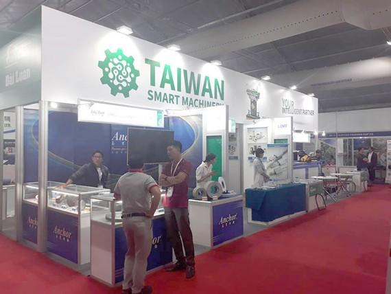 DN Đài Loan quan tâm đến thị trường máy công cụ Việt Nam
