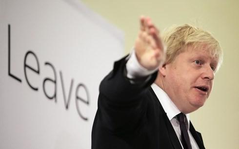 Ngoại trưởng Anh Boris Johnson từ chức. Ảnh: Verdict