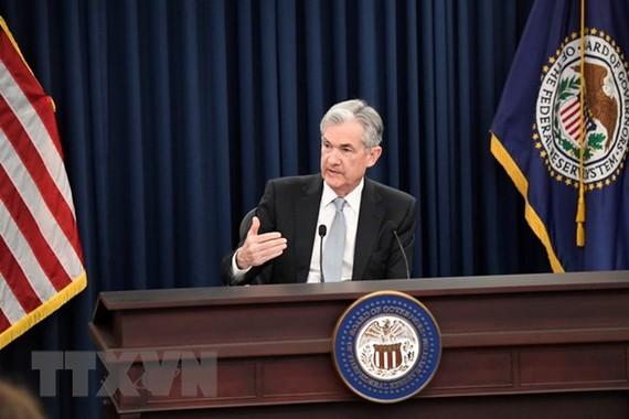Chủ tịch Fed Jerome Powell. (Nguồn: THX/TTXVN)