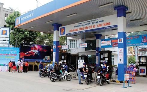 Giá xăng không thay đổi, giá dầu giảm nhẹ trong kỳ điều hàng ngày 23/7.