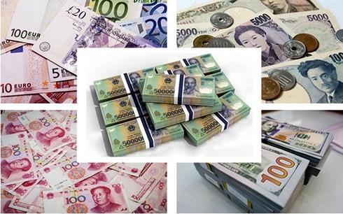 Tỷ giá ngoại tệ 25/7: USD chững lại, Nhân dân tệ vẫn giảm