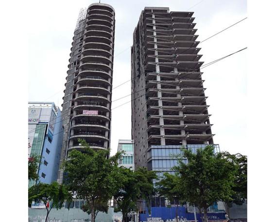 Tòa nhà V-Ikon vừa có chủ mới