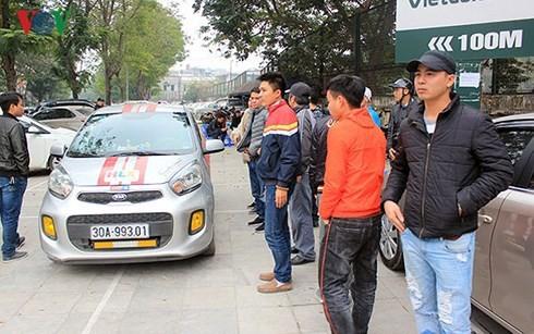 Cục thuế TP HCM cho rằng có đủ cơ sở để Uber kinh doanh vận tải.