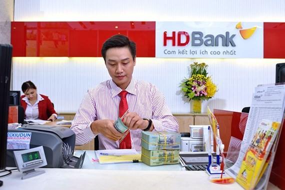 6 tháng, HDBank đạt lợi nhuận 2.063 tỷ đồng