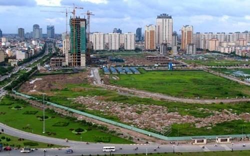 Yêu cầu Hà Nội giải quyết lại khiếu nại về đất đai của công dân