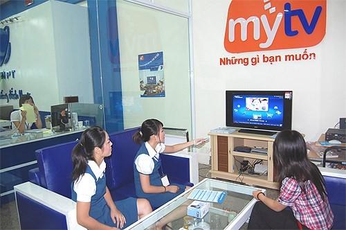 MyTV Net tăng kênh HD số lượng lớn, dẫn đầu thị trường