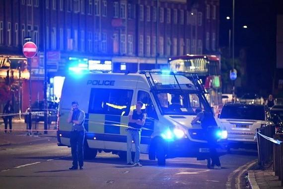 Hai vụ xả súng liên tiếp tại London làm nhiều người bị thương
