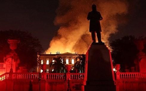 Cháy Viện bảo tàng quốc gia Brazil: Bi kịch được dự báo trước