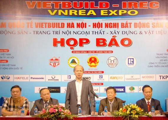 61 doanh nghiệp nước ngoài tham gia triển lãm xây dựng