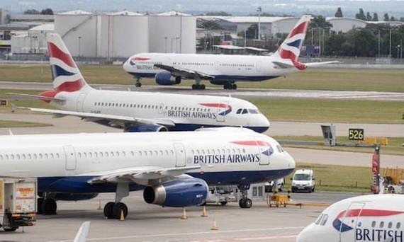 Hãng hàng không British Airways bị mất cắp dữ liệu quy mô lớn