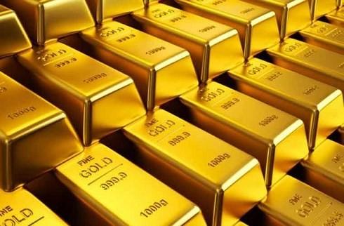 Giá vàng thế giới bật tăng trở lại