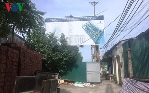 """Dự án khu đô thị mới Thịnh Liệt """"treo"""" 14 năm nay."""