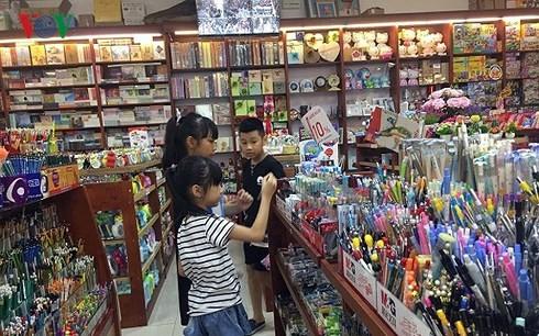 Hàng hóa Việt ngày càng có chỗ đứng vững chắc trên thị trường.