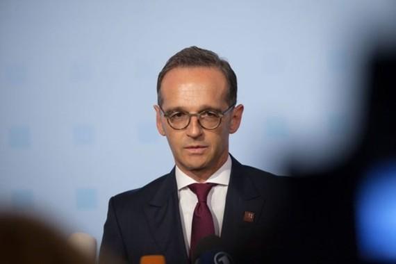 Ngoại trưởng Đức Heiko Maas. (Nguồn: Getty Images)