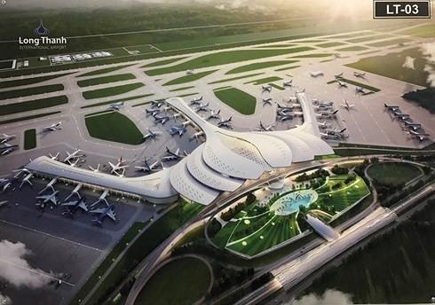Dự kiến sẽ giải phóng mặt bằng sân bay Long Thành trong năm 2018.