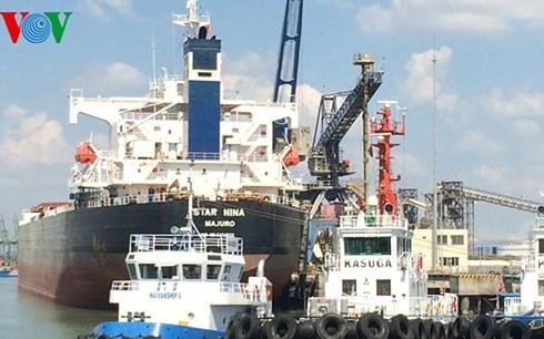 Lĩnh vực kinh tế biển được phát triển khá đồng bộ