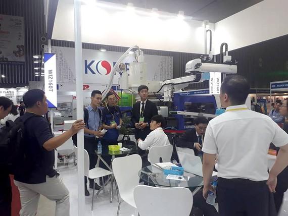 Doanh nghiệp nhựa trong nước gặp gỡ các đối tác đến từ Hàn Quốc