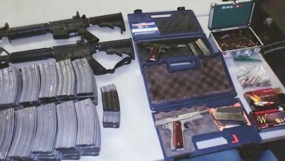 7 cảnh sát thiệt mạng và bị thương trong vụ xả súng ở Mỹ